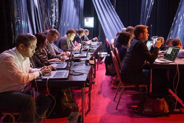 70 blogueurs et 300 journalistes