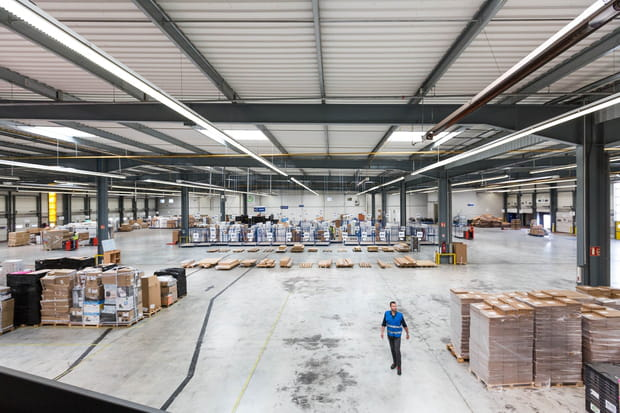 Le nouveau hub desservira toute la France