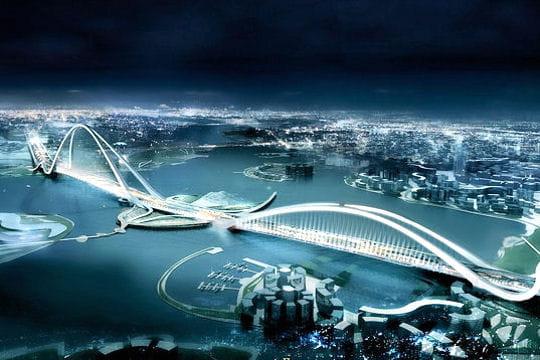 Pont géant
