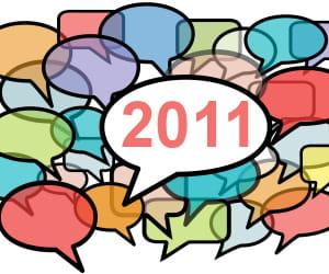 quels noms feront la une de l'actualité en 2011?
