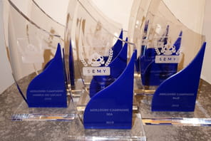 SEMY Awards Paris 2019: Largow et Resoneo récompensés