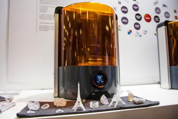 Imprimante 3D d'Autodesk