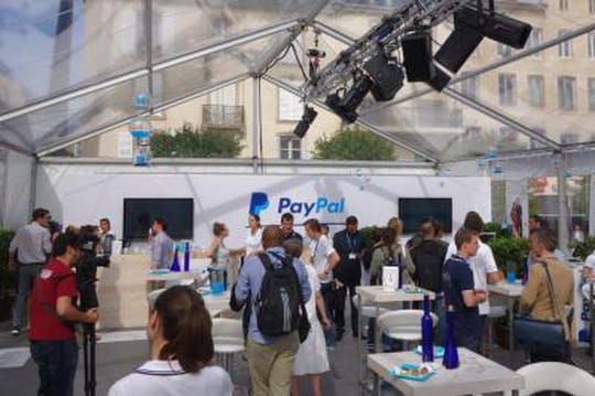 Paypal lance à Nancy son paiement mobile en magasin