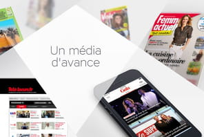 Audience mobile en France : Prisma Media remonte à la 4e place