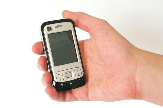 Test du Nokia 6110 Navigator