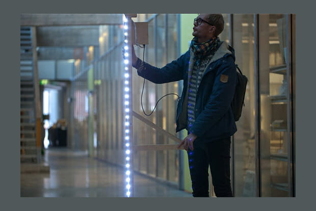 Lightpainting wifi : comment faire ?