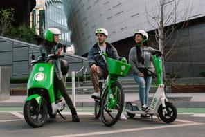 Lime veut lancer des scooters électriques à Paris au printemps
