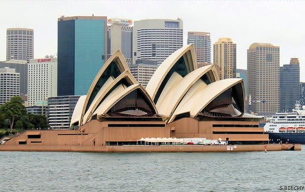 13e : Australie, 1 535 milliards de dollars