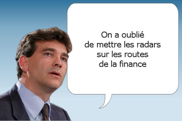 La finance flashée
