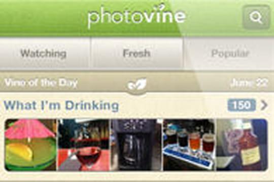 Google finalise un service mobile de partage de photos, Photovine