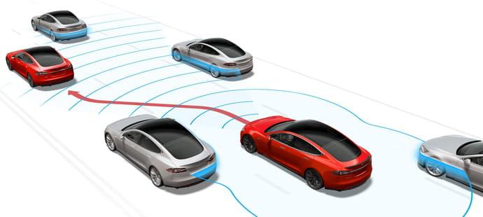 Tesla: Musk promet encore la conduite autonome complète en fin d'année