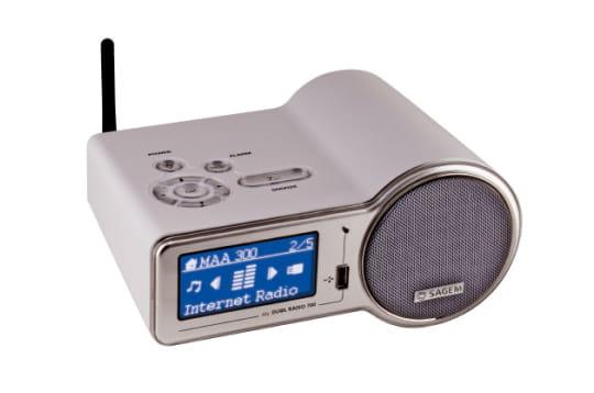 Radio-réveil Wifi