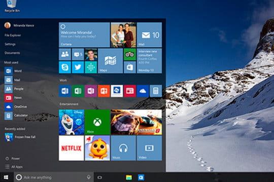 Windows 10 en mode cloud bientôt uneréalité