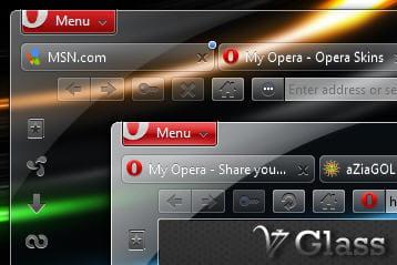 image fournie sur le site officiel des skins pour opera.
