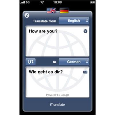 traducteur instantané