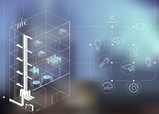 La reprise continue sur le marché de la gestion technique du bâtiment