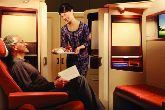 Suite Singapore Airlines