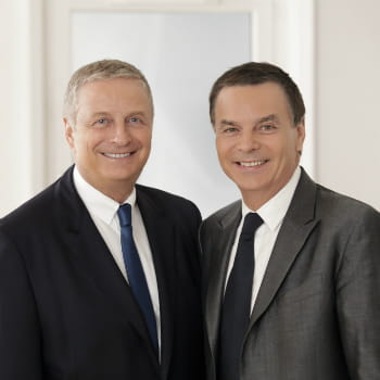 christian et olivier courtin-clarins