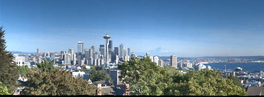 Panorama de Seattle