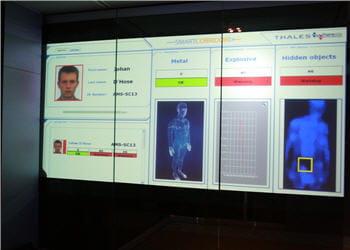 smart corridor, une solution associant contrôle d'identité et détection d'objets