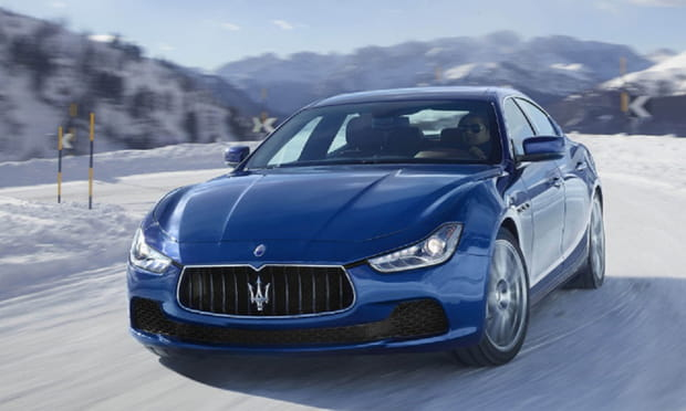 La Maserati Ghibli S Q4, à partir de 66 000 euros d'occasion