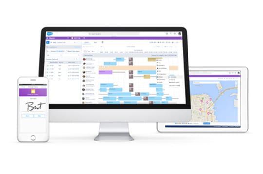 Salesforce cible la gestion des forces nomades avec Field Service Lightning