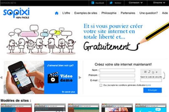E-commerce : Sopixi s'arme d'un module de création de boutique en ligne