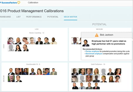 Workday vs SuccessFactors : le match de la gestion des talents en mode cloud