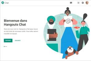 Google Chat(ex-Hangouts Chat): la messagerie collaborative de Google