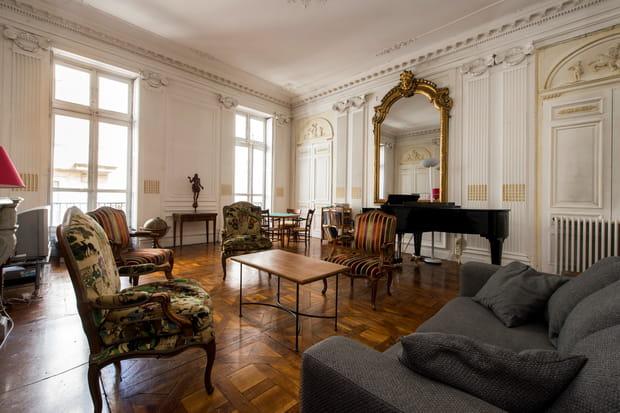 Visitez cet appartement de réception lyonnais, en vente à 1,25 million d'euros