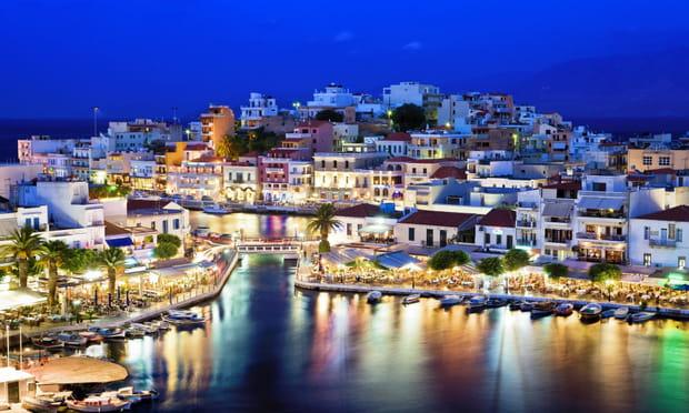 Agios Nikolaos (Crète, Grèce): animée