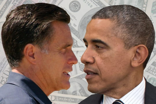 Obama / Romney : qui finance leur campagne ?