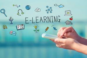 Baromètre: 62% des entreprises augmentent leur budget e-learning