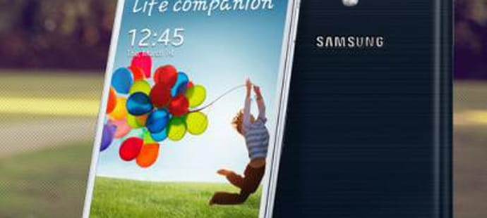 Samsung dévoile son Galaxy S4