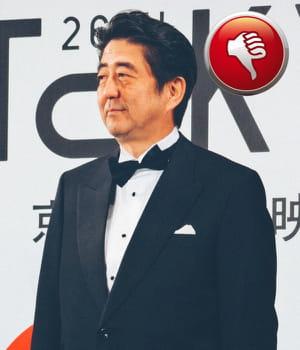 réélu le 12 décembre pour 4ans, le premier ministre japonais shinzo abe a