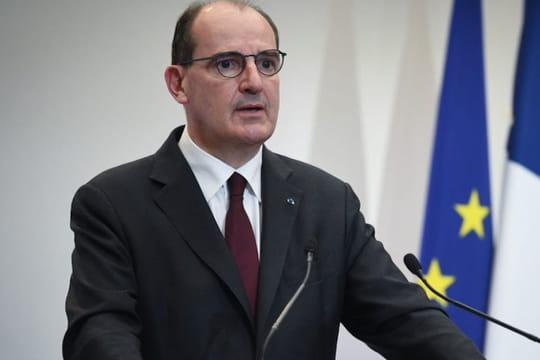 Confinement en Ile-de-France: confinement total, annonce Jean Castex