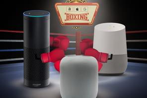 Amazon, Google, Apple… Qui remporte le match des applications vocales?