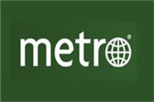 Metro dévoile ses ambitions sur les supports numériques