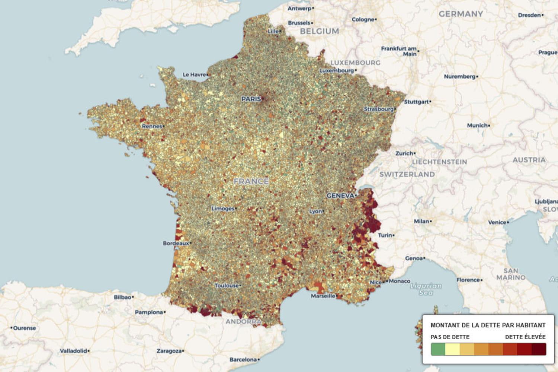 Villes endettées: Levallois toujours n°1, Paris entre dans le top 10