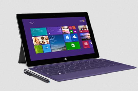 Surface 2: Microsoft dégaine ses nouvelles tablettes