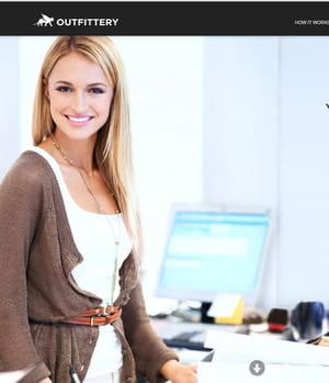outfittery est un service de 'personal shopping'.
