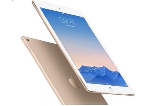 Apple : nouveaux iPad et lancement d'Apple Pay