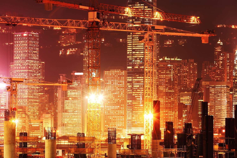 Les entreprises du BTP construisent plus vite grâce à l'IoT