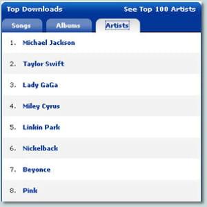 capture d'écran du site walmart.com le 7 juillet 2009.