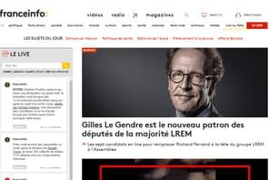 La webperf au coeur du développement chez France Info