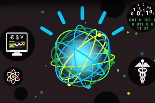Watson: comment marche l'IA d'IBM dans la santé, la banque...