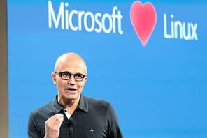 Microsoft fait sa révolution opensource