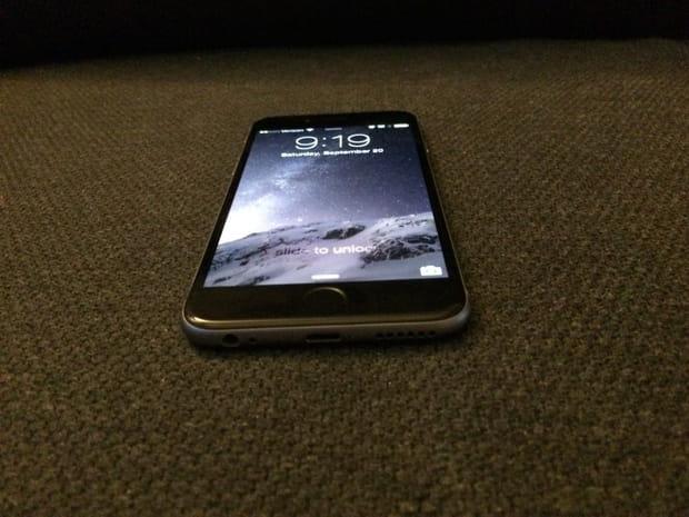 Un modèle réduit de l'iPhone 6 ?