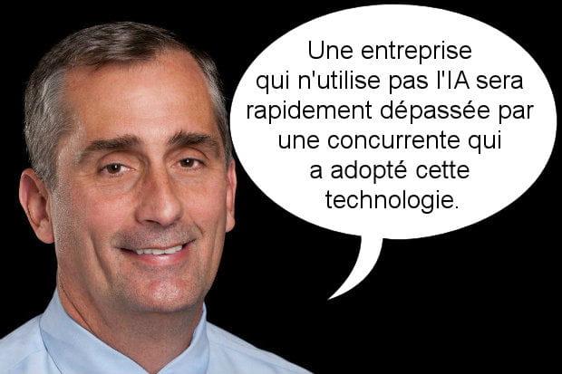 Brian Krzanich, Intel