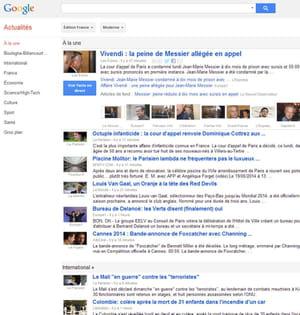 1er : google